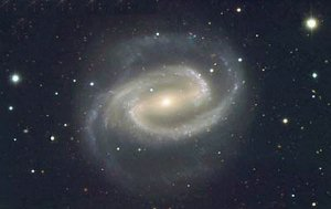 Barred Spiral Galaxt NGC 1300
